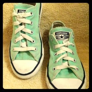 Childrens Converse All Star Tennis Shoes Size 13